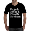 PAGE JONES PLANT BONHAM Mens T-Shirt