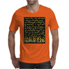 Paid In Gold Heiroglyphs Mens T-Shirt
