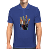 paint brushes 1 Mens Polo