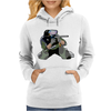 Paintball Womens Hoodie