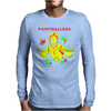 Paintballers Mens Long Sleeve T-Shirt