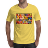Painted Carnival Balloons from Balloon Dart Game on Carnival Midway Mens T-Shirt