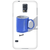 Painted mug Phone Case