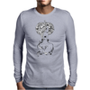 Paisley Girl Mens Long Sleeve T-Shirt