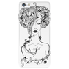 Paisley Girl Phone Case