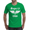 Panathinaikos Greek Soccer Back Mens T-Shirt