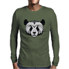 Panda bear  Baraka kunfu Mens Long Sleeve T-Shirt