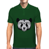 Panda bear  Baraka kunfu Mens Polo