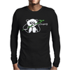 PANDA Mens Long Sleeve T-Shirt
