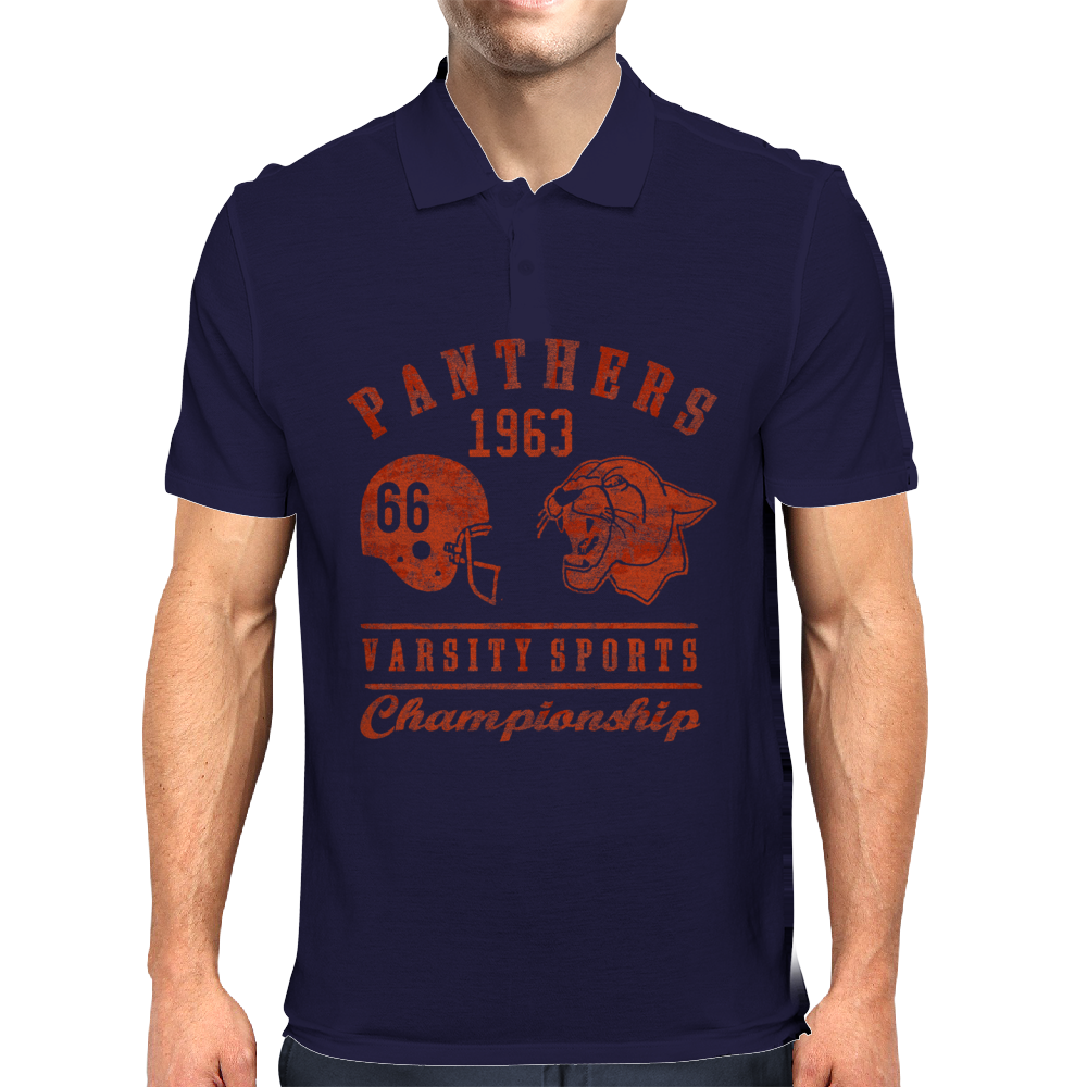 Panthers Mens Polo