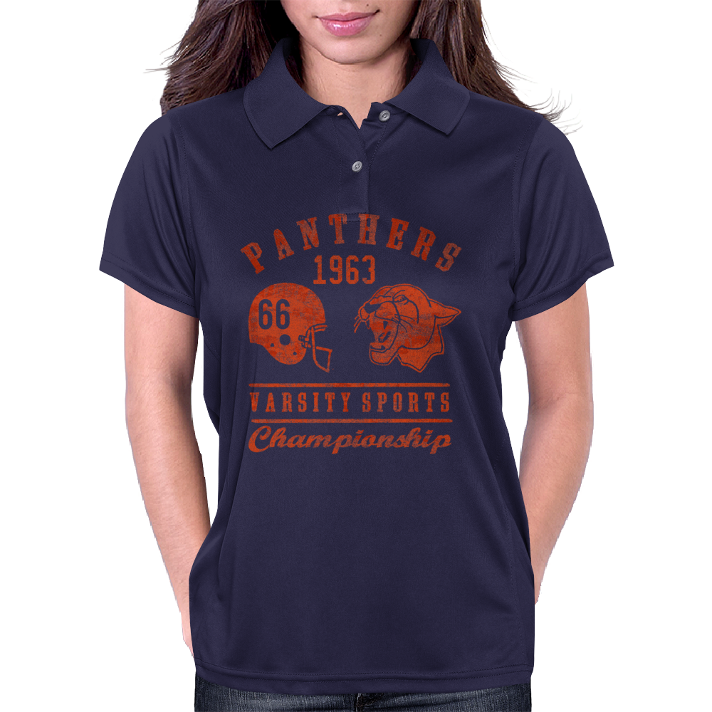 Panthers Womens Polo