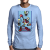 Papyrus Art Mens Long Sleeve T-Shirt