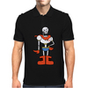 Papyrus drawing Mens Polo