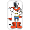 Papyrus drawing Phone Case