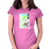 Paradis Womens Fitted T-Shirt