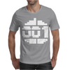 Paradroid Retro Commodore 64 8 Bit Gamer Mens T-Shirt