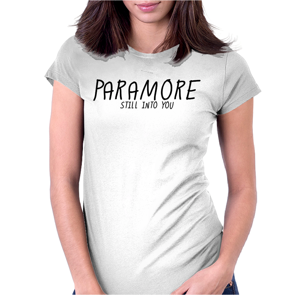 Paramore Still Into You, Womens Fitted T-Shirt