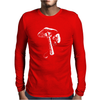 Parasol Mushrooms Mens Long Sleeve T-Shirt