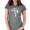 Parasol Mushrooms Womens Fitted T-Shirt