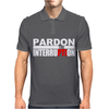 Pardon The Interruption Mens Polo