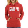 Pardon The Interruption Womens Hoodie