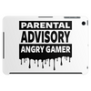 Parental Advisory Angry Gamer Tablet