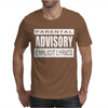 Parental Advisory,,,, Mens T-Shirt