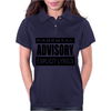 Parental Advisory Womens Polo