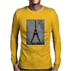 Paris Mens Long Sleeve T-Shirt