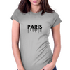 PARIS Womens Fitted T-Shirt