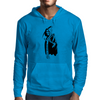 Parka Always watching Mens Hoodie