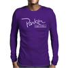 PARKER GUITARS new Mens Long Sleeve T-Shirt