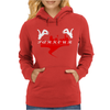 Parkour Jump Freestyle Womens Hoodie