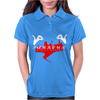 Parkour Jump Freestyle Womens Polo