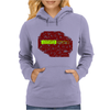 parkour parcours Womens Hoodie