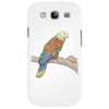 Parrot color art Phone Case