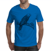Parrot illustration Mens T-Shirt