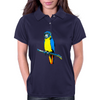 Parrot-Monkey Womens Polo