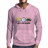part-time pacifist Mens Hoodie