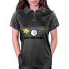 part-time pacifist Womens Polo