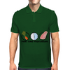 Part-time vegetarian Mens Polo
