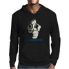 Partner's in crime black Funny Mens Hoodie