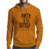 Party in the Outfield Mens Hoodie