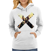 PARTY MUSIC X Womens Hoodie
