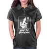 Party Pooper Womens Polo