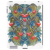 Pattern with cherries Tablet (vertical)