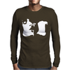 Patti smith Mens Long Sleeve T-Shirt