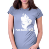 Patti Smith Punk Retro Womens Fitted T-Shirt