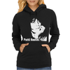 Patti Smith Punk Retro Womens Hoodie