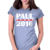 Paul for President 2016 Womens Fitted T-Shirt